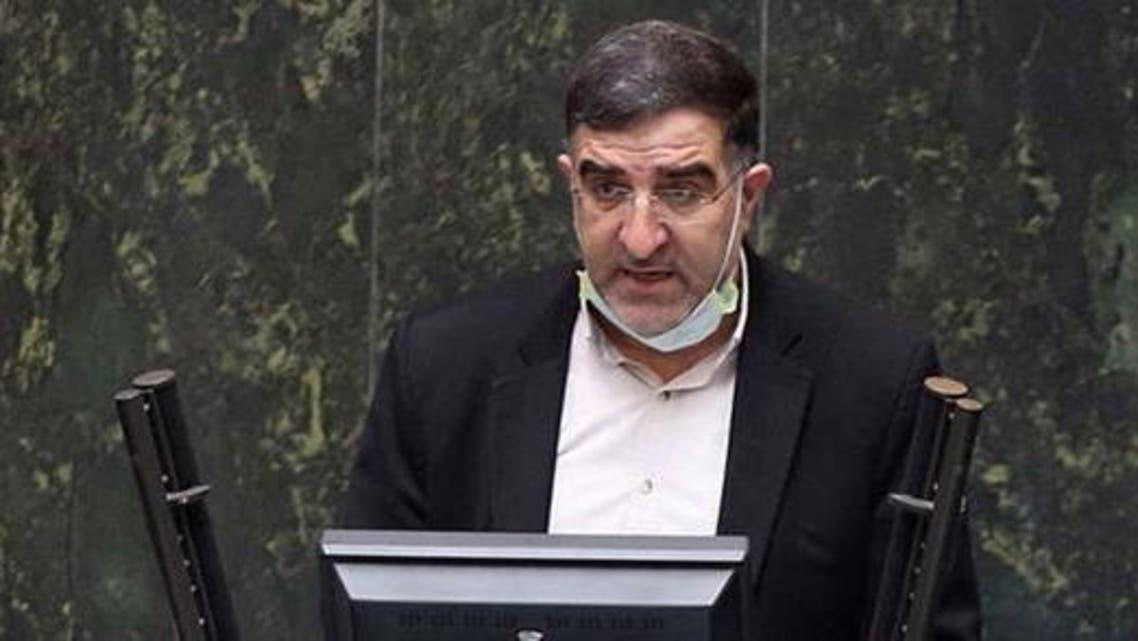 احمد امیرآبادی فراهانی عضو هیئت رئیسه مجلس