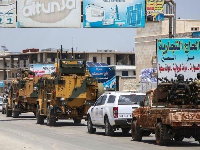 انسحاب تركي من حماة وتعزيز للوجود العسكري في إدلب