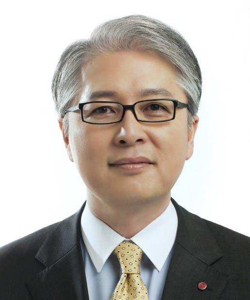 پارک هیونگ سی مسئول بخش فنآوری های پیشرفته در شرکت «LG»