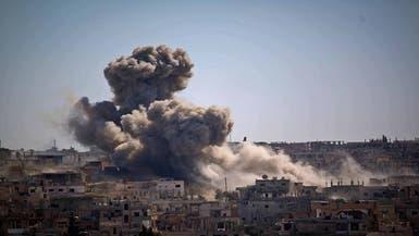 قصف إسرائيلي لمواقع إيرانية في القنيطرة بسوريا