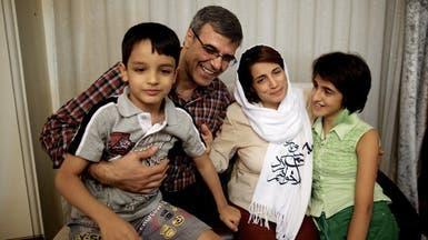 إيران تضغط على المعتقلين بأولادهم..زوج نسرين ستودة يروي
