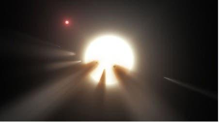 ستاره KIC 8462852