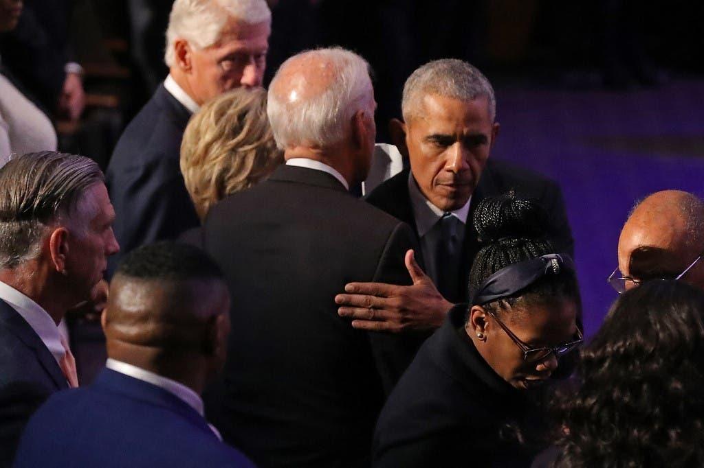 باراک اوباما و جو بایدن - بایگانی