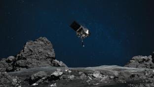 شاهد.. ناسا تغامر لإحضار حفنة من كويكب قد يهدد الأرض