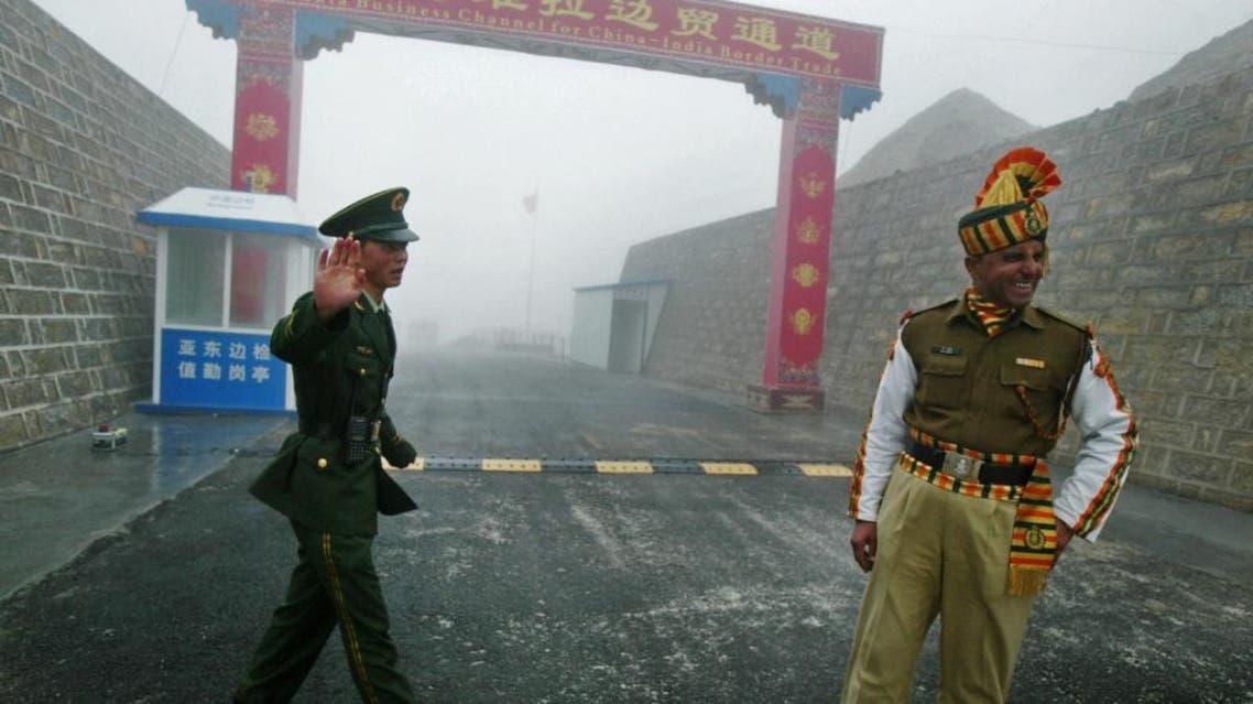 چین بھارت