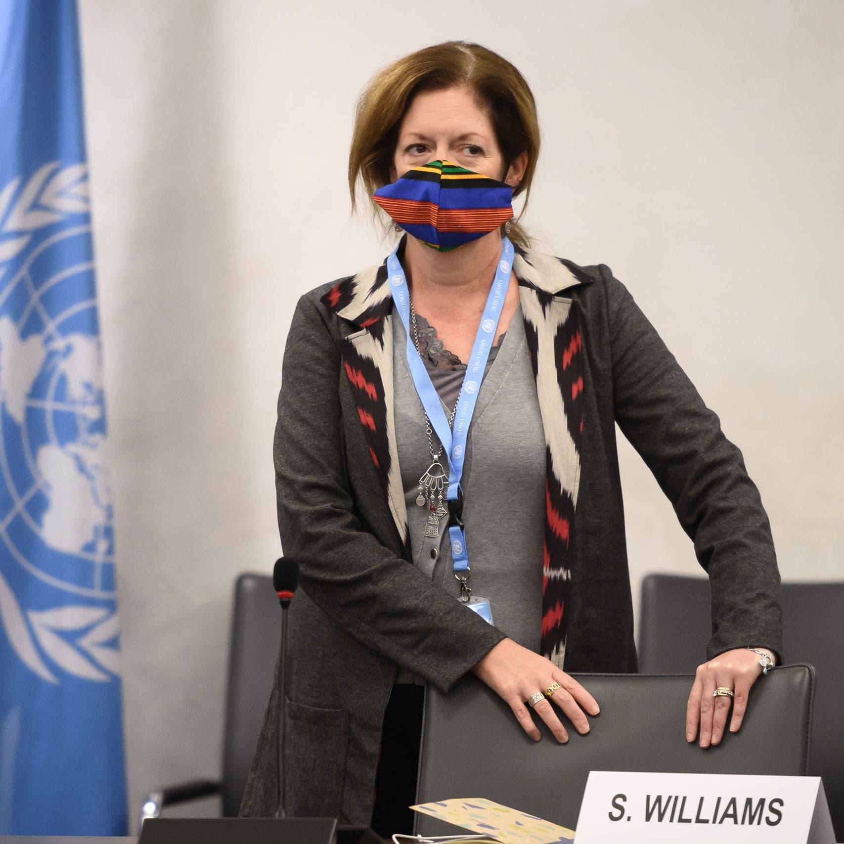 ويليامز: الأمر بأيدي الليبيين للاستفادة من الفرص