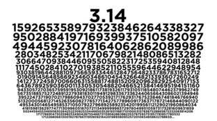 عدد «پی» اطلاعات بانکی شما را لو میدهد!