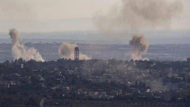 سه پیکارجوی حزبالله در حمله اسرائیل به سوریه کشته شدند