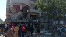 کراچی کے علاقے گلشن اقبال میں دھماکے سے 5 افراد جاں بحق، 20 زخمی