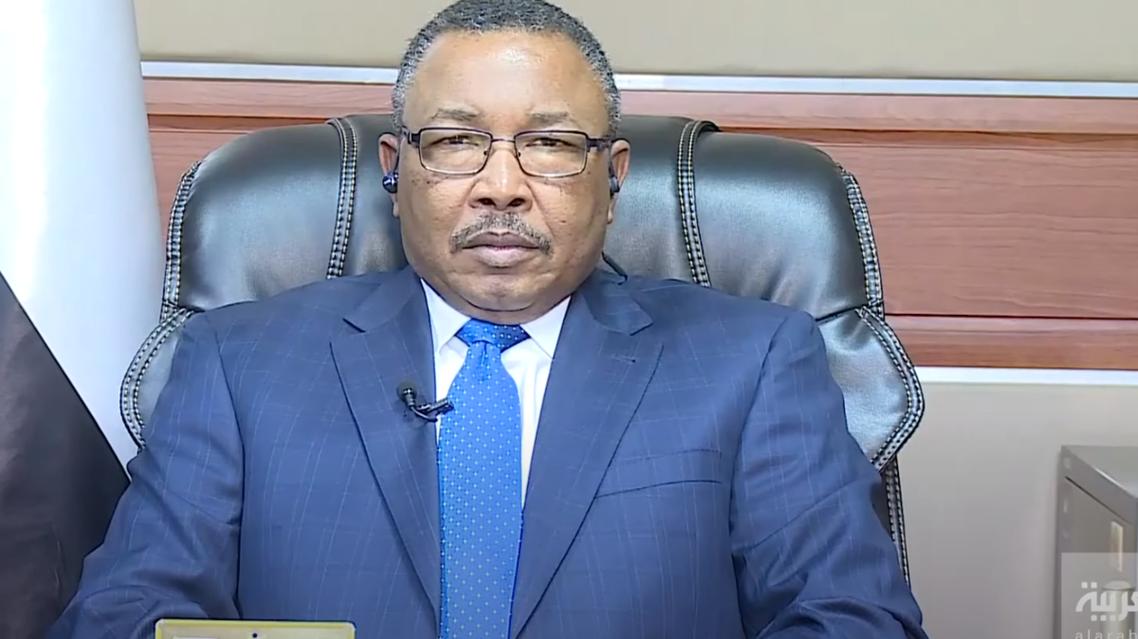 وزير خارجية السودان عمر قمر الدين