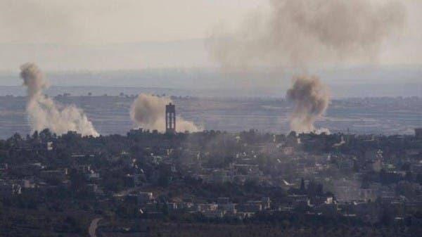 الضربة الإسرائيلية بالقنيطرة.. مقتل 3 موالين لحزب الله