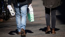 Coronavirus: Sales of toilet paper, disinfectants rise in Germany as cases surge