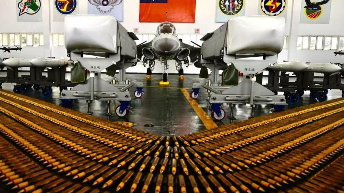 أسلحة أميركية لتايوان