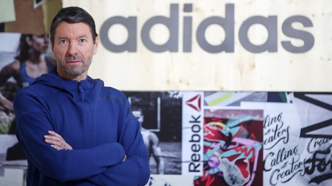 Adidas CEO Kasper Rorsted poses before the company's annual news conference in Herzogenaurach, Germany. (File photo: Reuters)