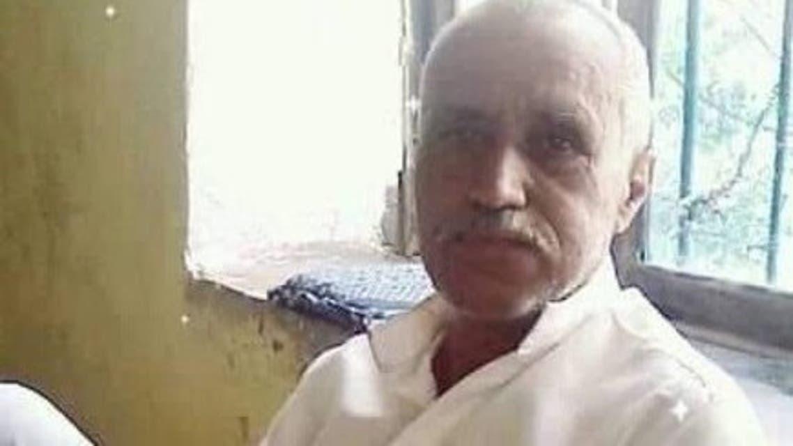 الشيخ غانم الهتار الذي قتل برصاص الحوثيين