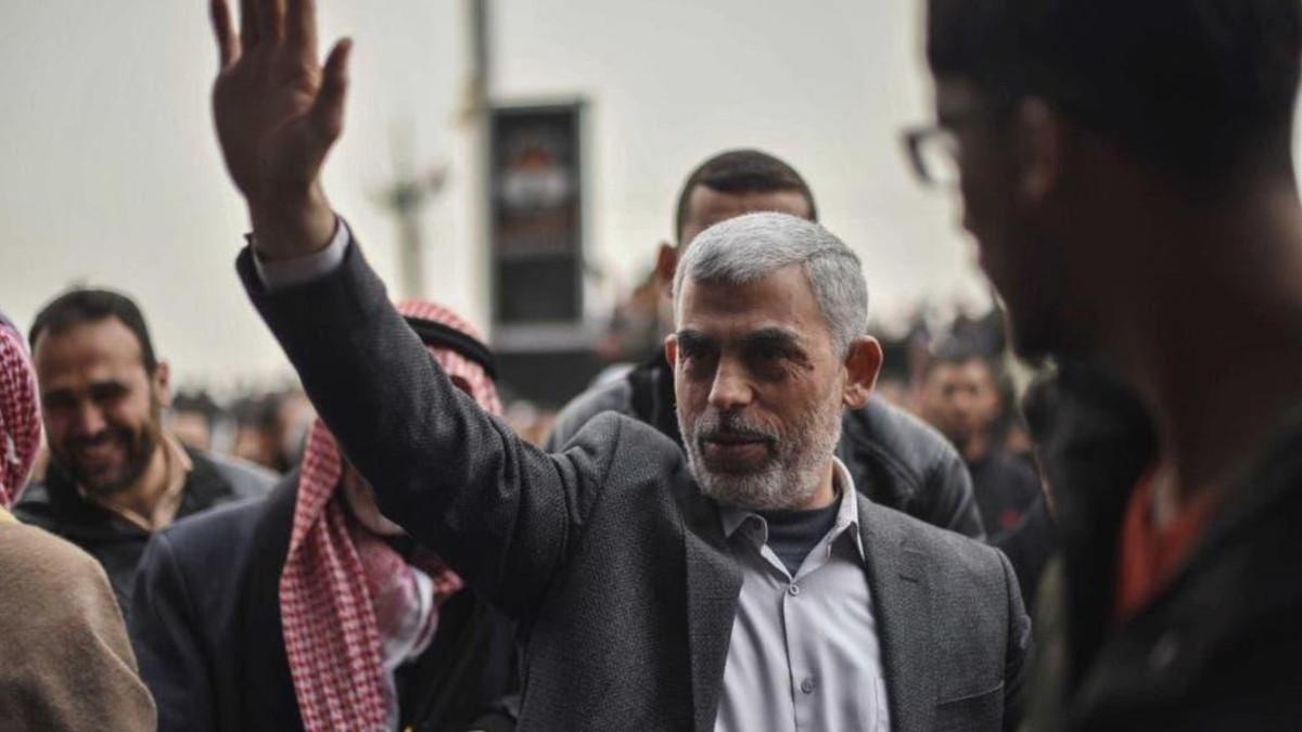 Palestine: Hamas Leader Yahya alsanwar