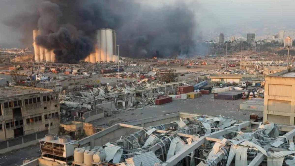 Lebanon: Beruit Blast