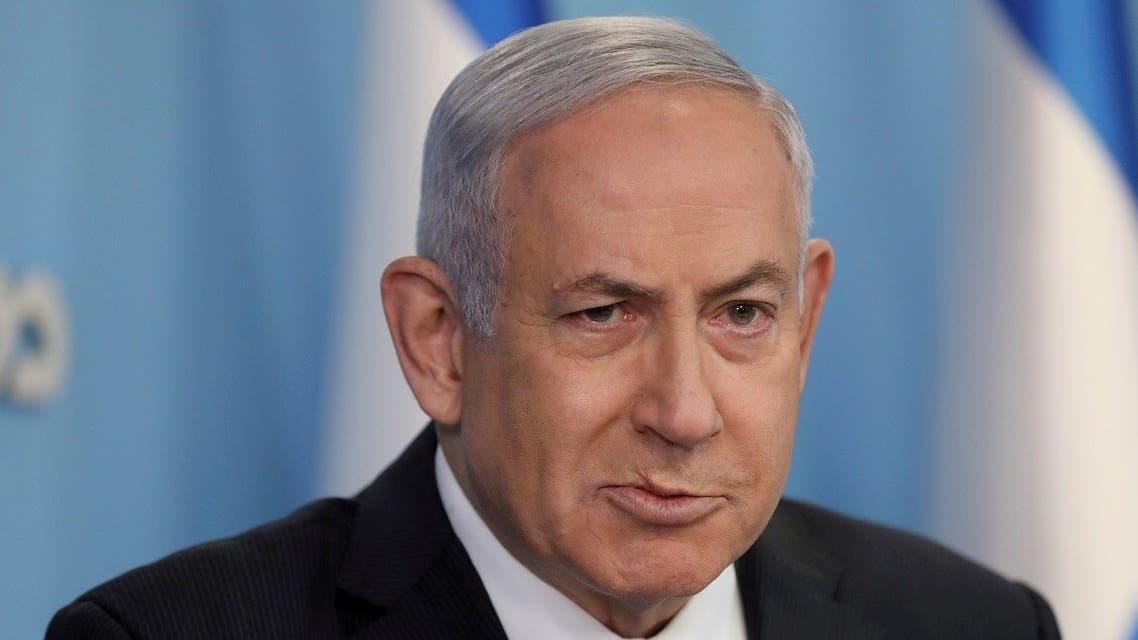 Israeli Prime Minister Benjamin Netanyahu. (File photo: Reuters)