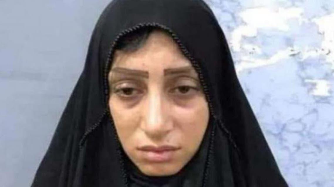 الأم العراقية المتهمة