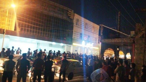 السجن 109 أعوام والجلد ضد 36 متظاهرا إيرانيا
