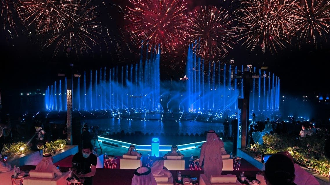Dubai breaks another world record, this time for largest fountain