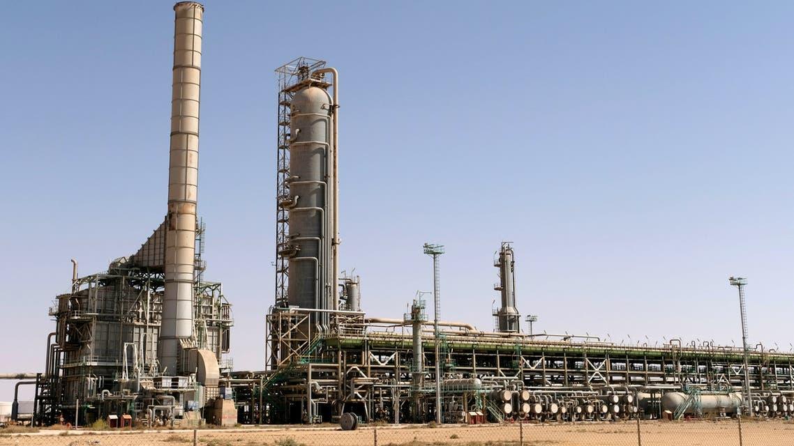 A view shows Ras Lanuf Oil and Gas Company in Ras Lanuf, Libya August 18, 2020. Picture taken August 18, 2020. REUTERS/Esam Omran Al-Fetori