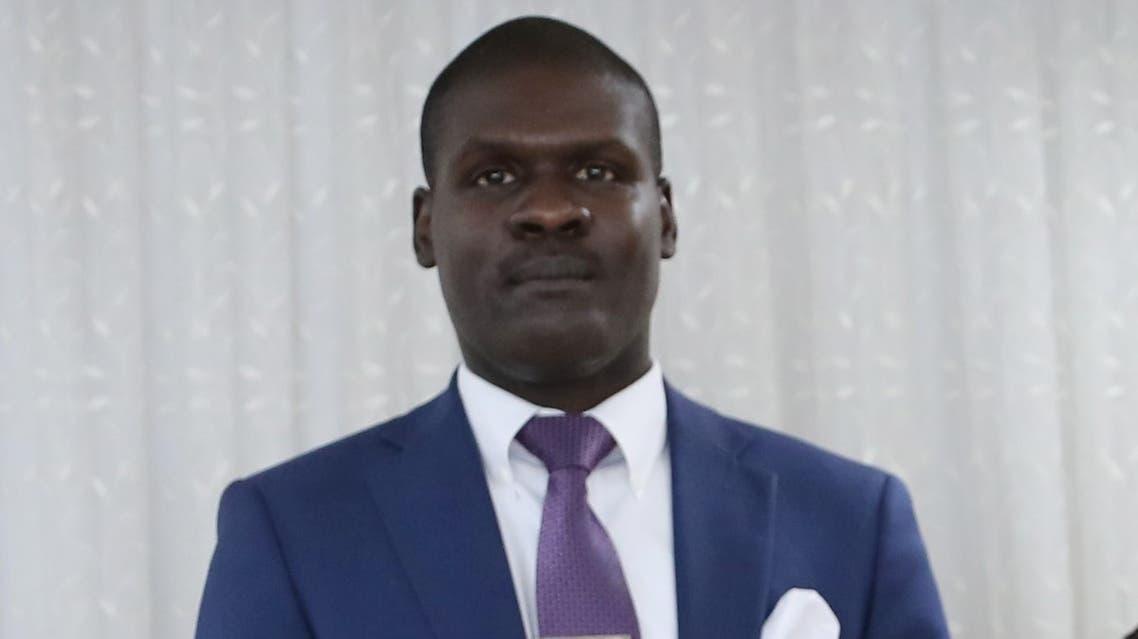 وزير العدل السوداني نصر الدين عبد الباري