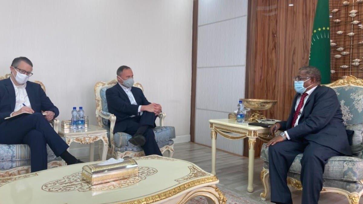 Ethiopia's FM summons US ambassador over Trump's statement on dam dispute thumbnail