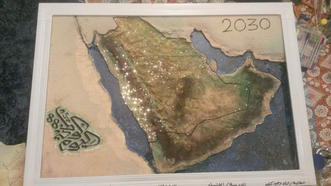 تعرف على قصة السعودي الذي قضى 30 سنة من حياته في تنفيذ المجسمات الصغيرة