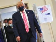 ترمب ينتخب مبكرا في فلوريدا