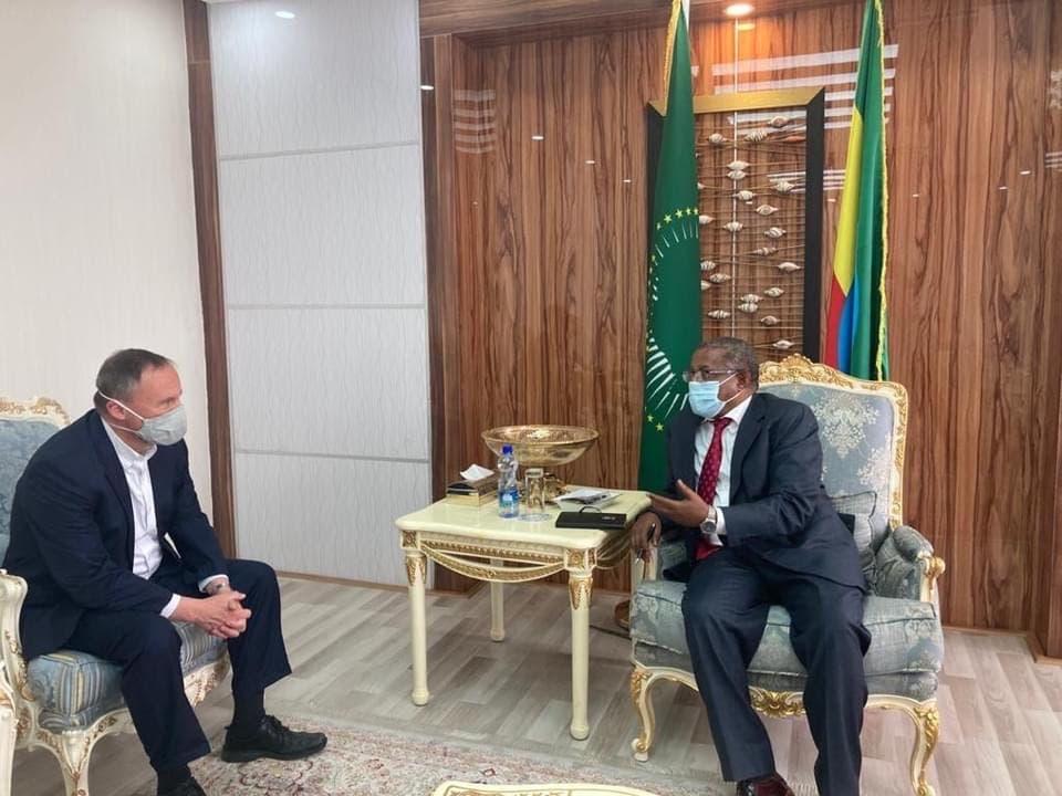 استدعاء الخارجية الاثيوبية للسفير الأميركي للاحتجاج على تصريحات ترمب