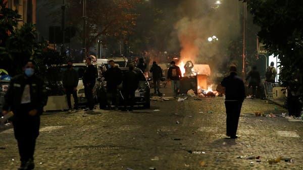 إيطاليا تسجل رقما قياسيا بإصابات كورونا.. واشتباكات بسبب الحظر