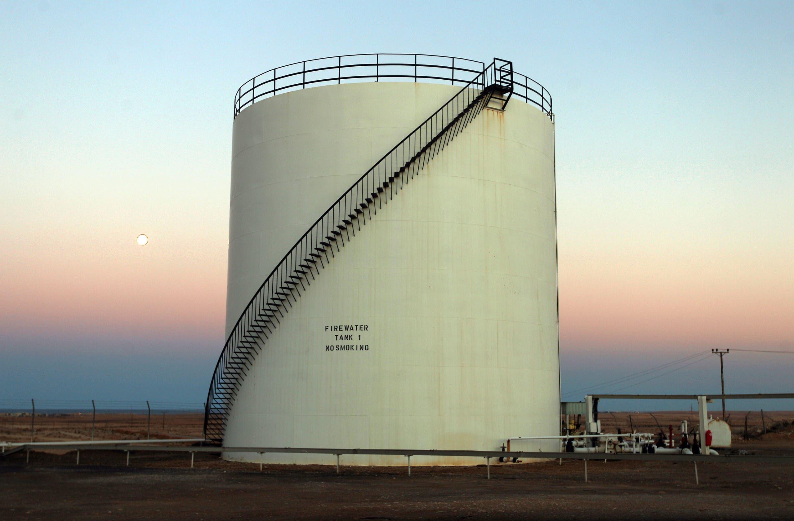 من ميناء السدرة النفطي شرق ليبيا