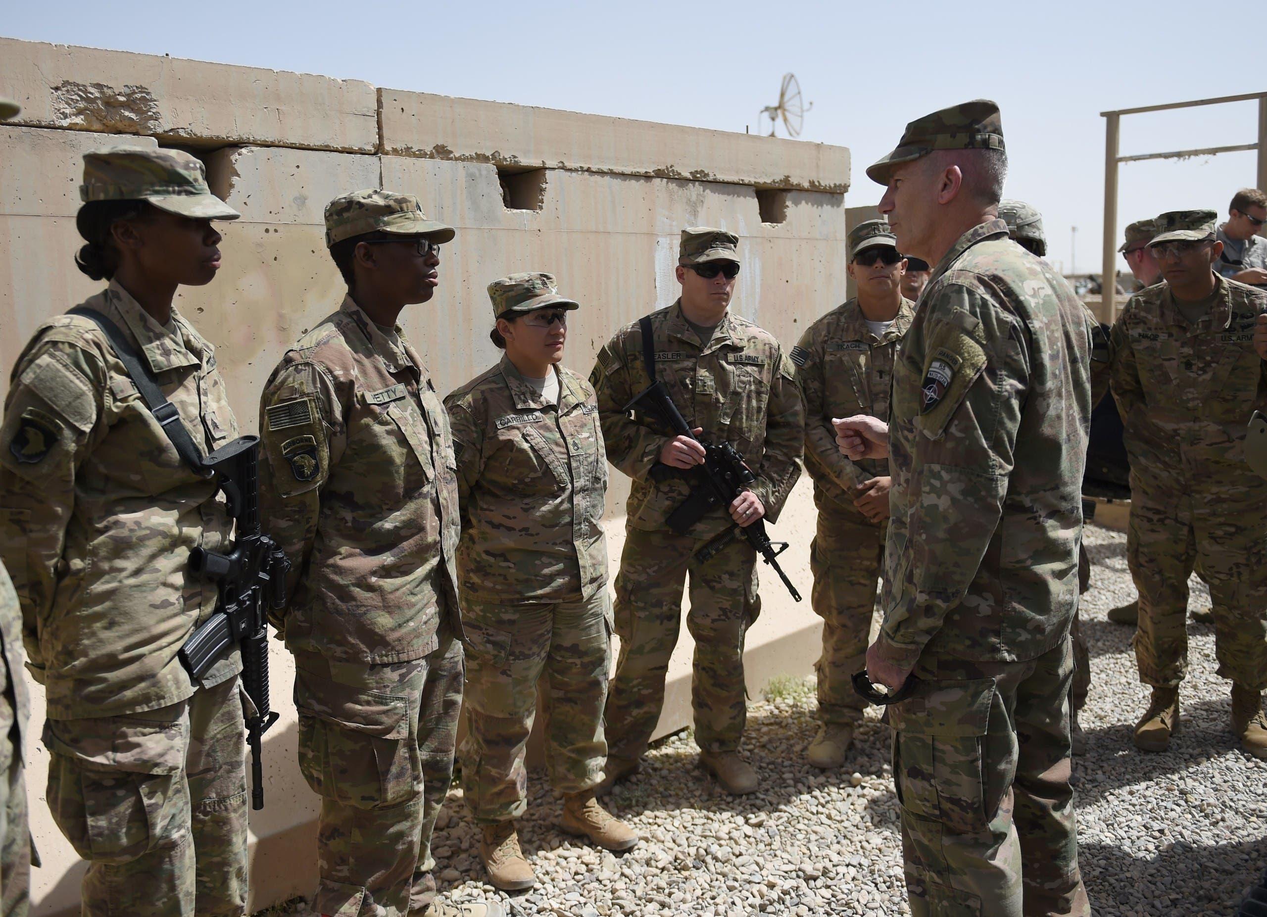 قوات أميركية في أفغانستان (أرشيفية)