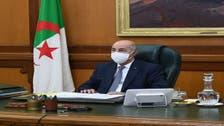 الرئيس الجزائري بالحجر الصحي: أنا بخير وأواصل عملي