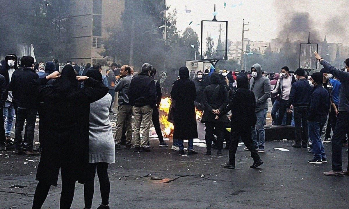 من احتجاجات إيران - أرشيفية