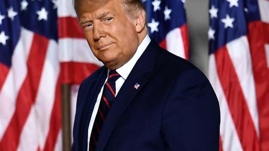 صورة للرئيس الأميركي دونالد ترمب