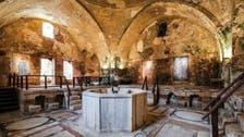 Revival of beloved Hammam Al-Jadeed bathhouse combines art and antiquity in Lebanon
