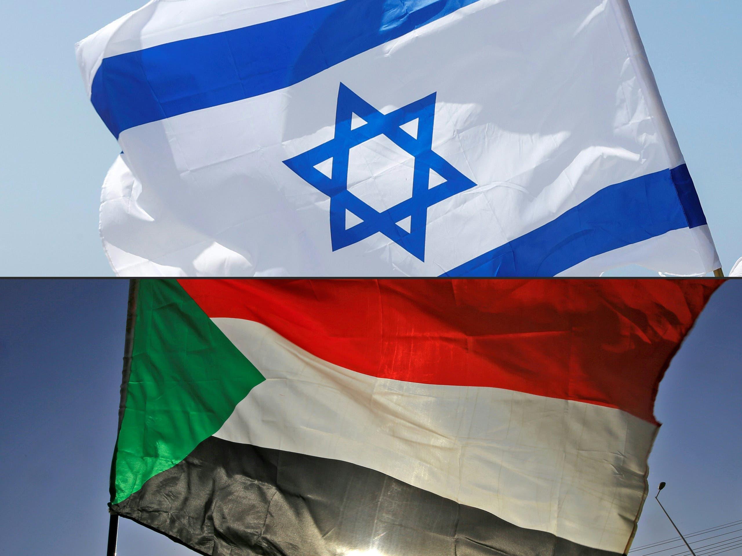 علما إسرائيل والسودان (فرانس برس)