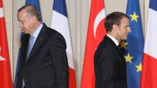 Erdogan says he hopes France will get rid of Macron 'burden' soon