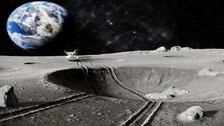 جديد ومثير اكتشفوه في القمر.. تعلنه
