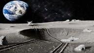 """جديد ومثير اكتشفوه في القمر.. تعلنه """"ناسا"""""""