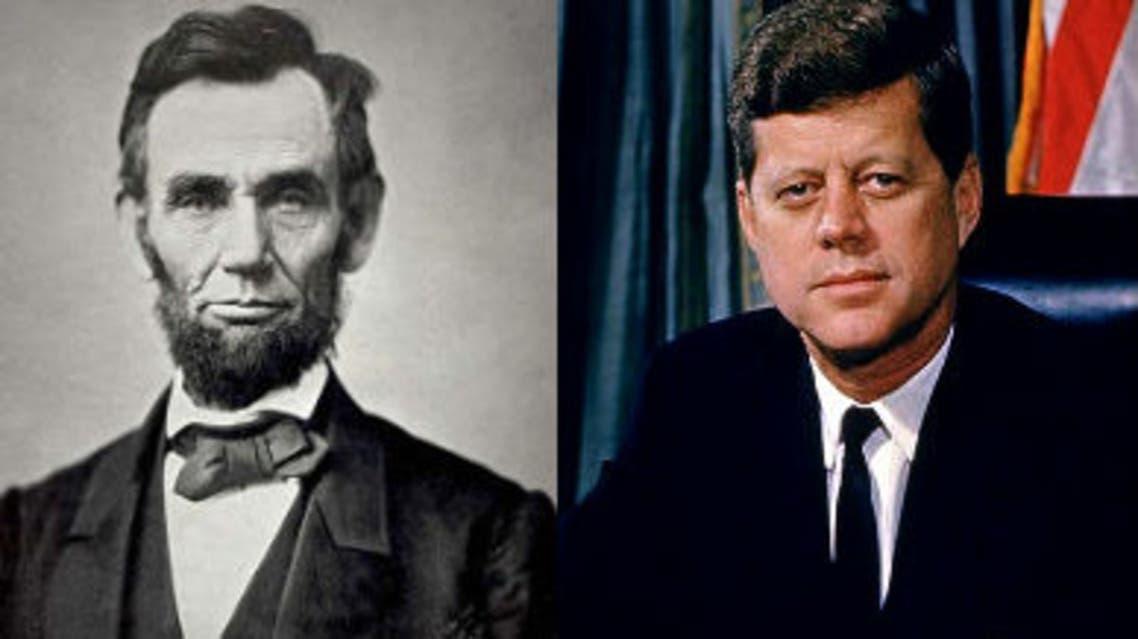 تقارن های عجیب: لینکلن در 1860 و کندی در 1960 رئیس جمهور شدند