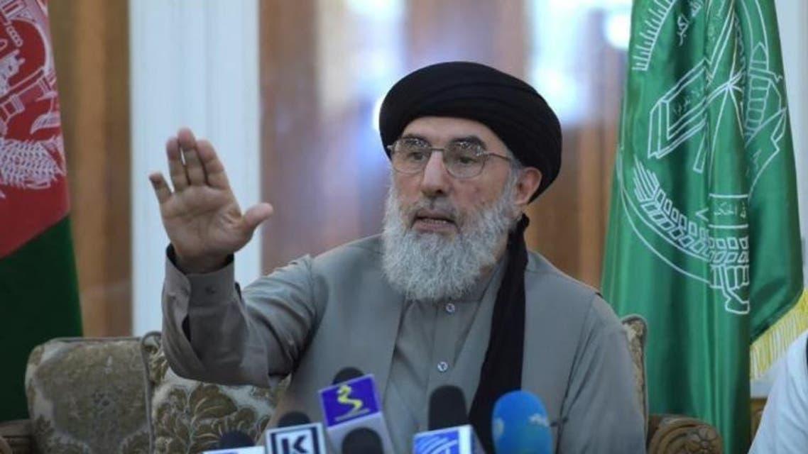 گلبدین حکمتیار رهبر حزب اسلامی افغانستان