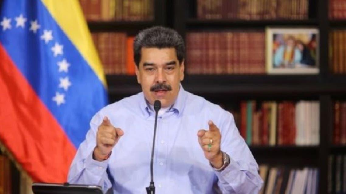 مادورو يؤكد القضاء عل كورونا بعقار انتجته فنزويلا