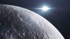 """اكتشاف مزلزل تعلنه ناسا.. """"مياه على سطح القمر"""""""