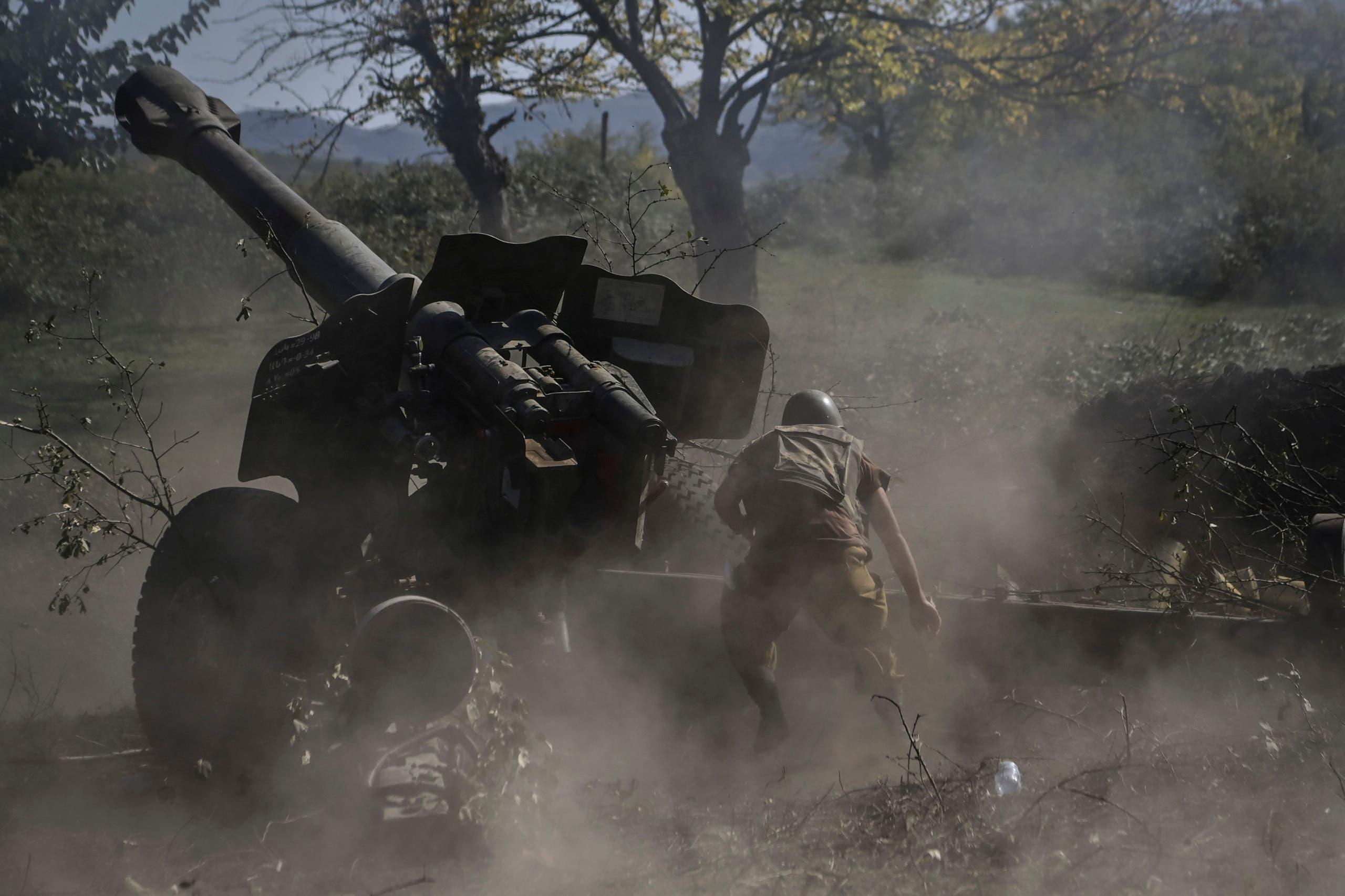 من معارك ناغورنو كاراباخ