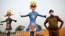 Hindu festival over weekend worsens Indian capital's air pollution woes