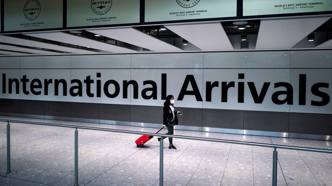 مطار كورونا أوروبا