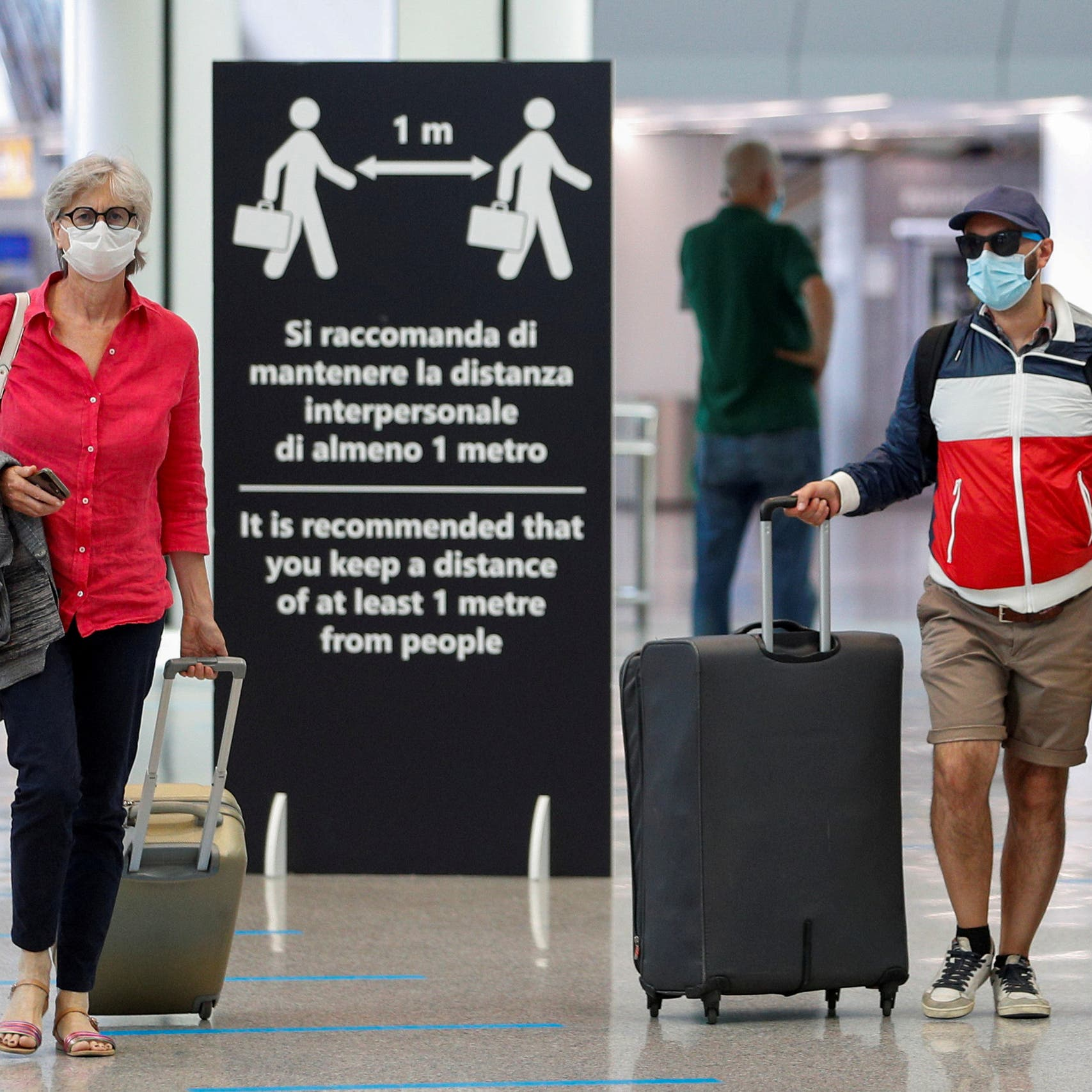 Authorized vaccines are effective, but travel still unsafe: WHO's Europe chief